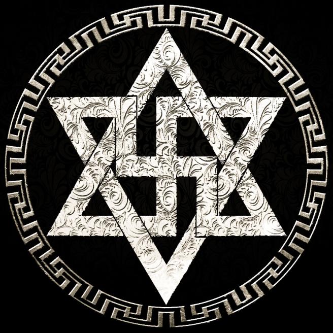 greek swastika magen david